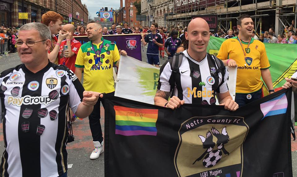 Notts County LGBT Magpies
