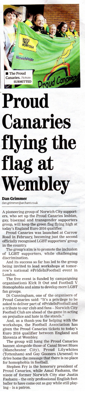 proud canaries edp