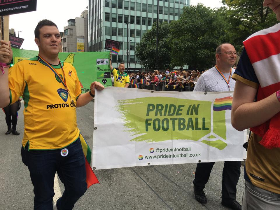 we've got pride in football